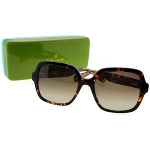 KATELEE-S-S2M-54 Women's Tortoise Frame Sunglasses